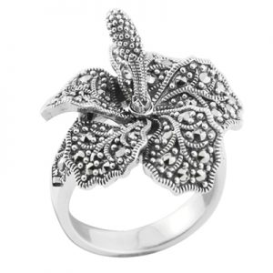 Tips to keep your silver marcasite ring clean & good as new