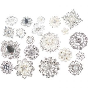 Wholesale Silver Brooch